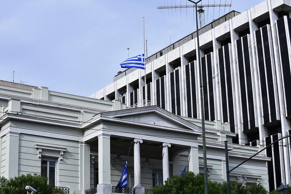 ΥΠΕΞ: Η Ελλάδα χαιρετίζει την πρωτοβουλία της Αιγύπτου για ειρήνευση στη Λιβύη