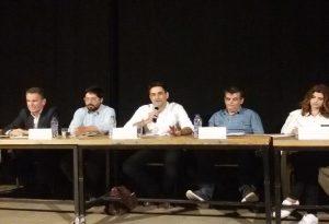 Ζαρωτιάδης: Ο αυριανός δήμαρχος πρέπει να είναι αποφασισμένος για συγκρούσεις