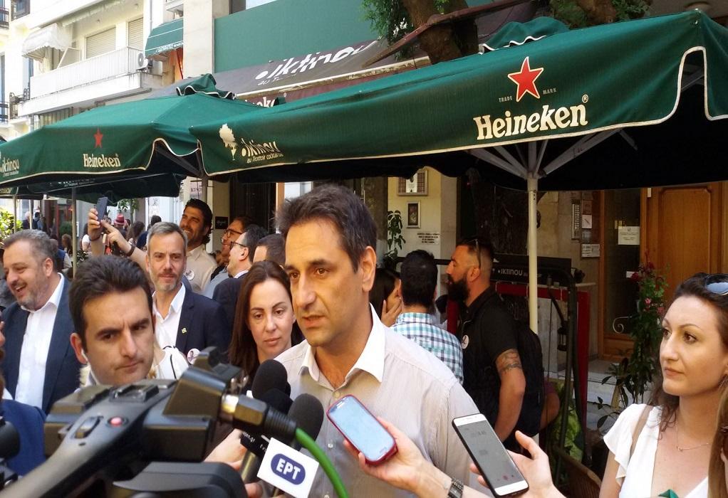 Ζαρωτιάδης: Κλείνουν οι κάλπες, ανοίγει ο αγώνας για το μέλλον της Θεσσαλονίκης