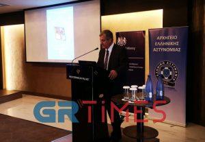 Ν.Ζησιμόπουλος: Η ασφάλεια, βασική προϋπόθεση της ανάπτυξης του τουρισμού (ΦΩΤΟ-VIDEO)
