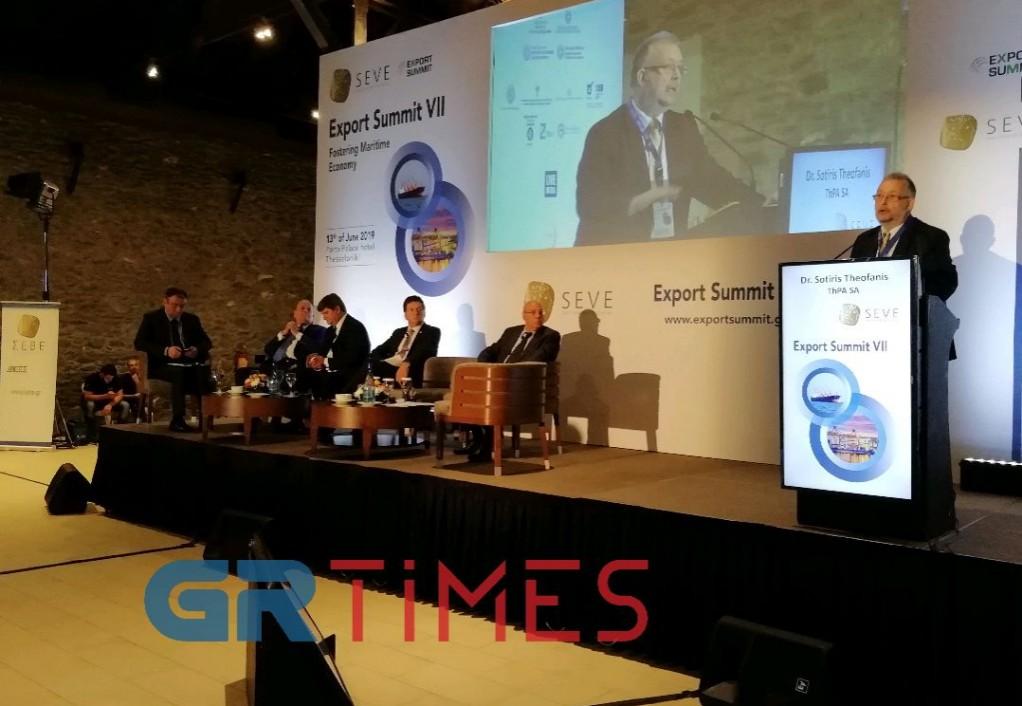 Θεοφάνης: Κέντρο καινοτομίας logistics στον ΟΛΘ