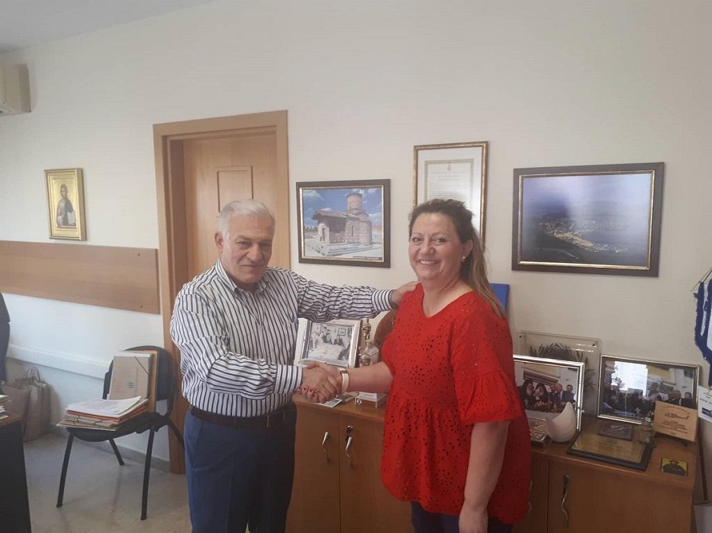 Συνάντηση Τζαμπαζλή με Κυρίζογλου, Δεμουρτζίδη, Κούπκα (ΦΩΤΟ)