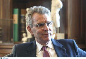 Πάιατ: Το Καστελόριζο έχει ΑΟΖ και υφαλοκρηπίδα