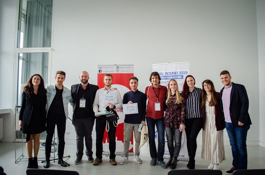 Η φοιτητική ομάδα «SmartClass» νικήτρια στον τελικό του Ευρωπαϊκού φοιτητικού διαγωνισμού