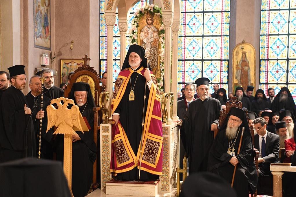 Το μήνυμα του Αρχιεπισκόπου Αμερικής Ελπιδοφόρου, για την αυριανή γιορτή της Παναγίας