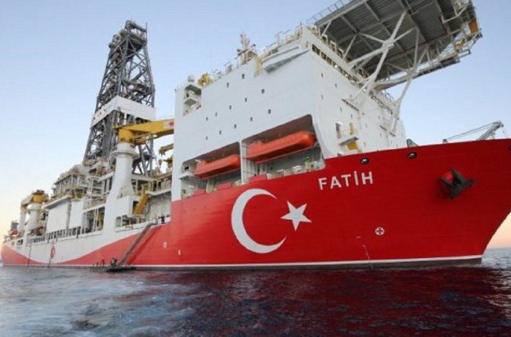 Άγκυρα: Θα συνεχίσουμε με αποφασιστικότητα τις γεωτρήσεις