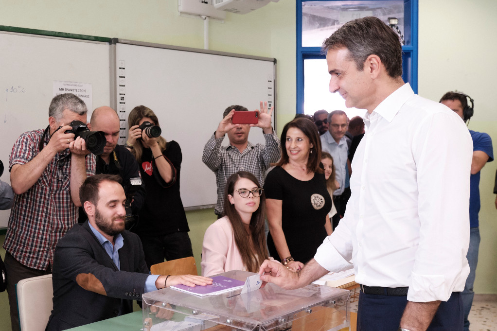 Κάλεσμα Μητσοτάκη για συμμετοχή στις επαναληπτικές εκλογές