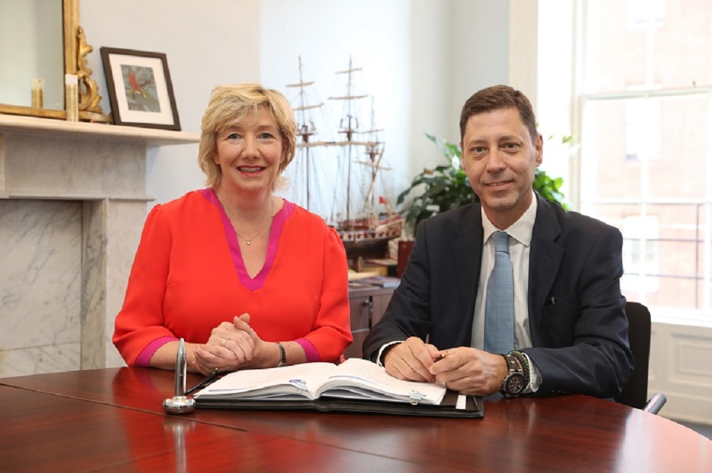 Επιχειρηματική αποστολή ΕΒΕΑ, ΣΕΒ και Enterprise Greece στην Ιρλανδία