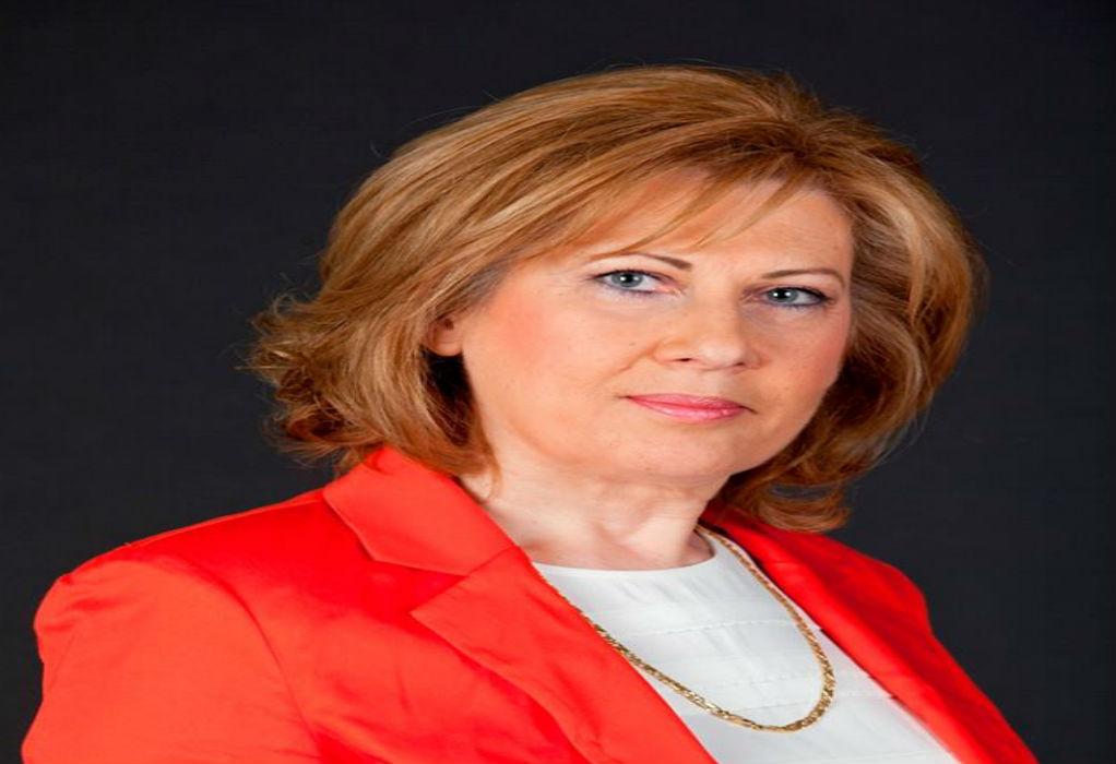 Νιόβη Παυλίδου: Η συμμετοχή μου στο κόμμα έγινε στο πλαίσιο της διεύρυνσης της ΝΔ