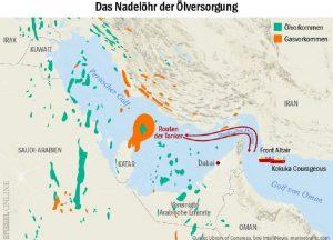 Αγωνία στις αγορές μετά την επίθεση στα τάνκερ-Από το Στενό του Χορμούζ «περνά» το 30% του παγκόσμιου πετρελαίου