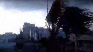 Ανεμοστρόβιλος «χτύπησε» την Κύπρο (VIDEO)