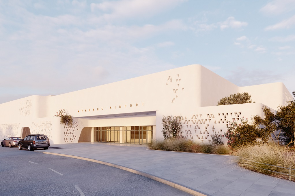 Αεροδρόμιο Μυκόνου-Επένδυση 25 εκατ. ευρώ για την ολοκλήρωση του έργου το 2021