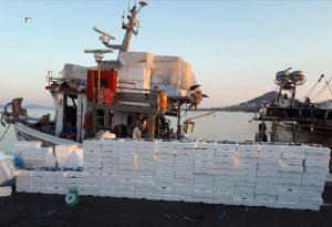 Ηράκλειο: 38 τόνοι παράνομα αλιεύματα κατασχέθηκαν μέσα στο 2019