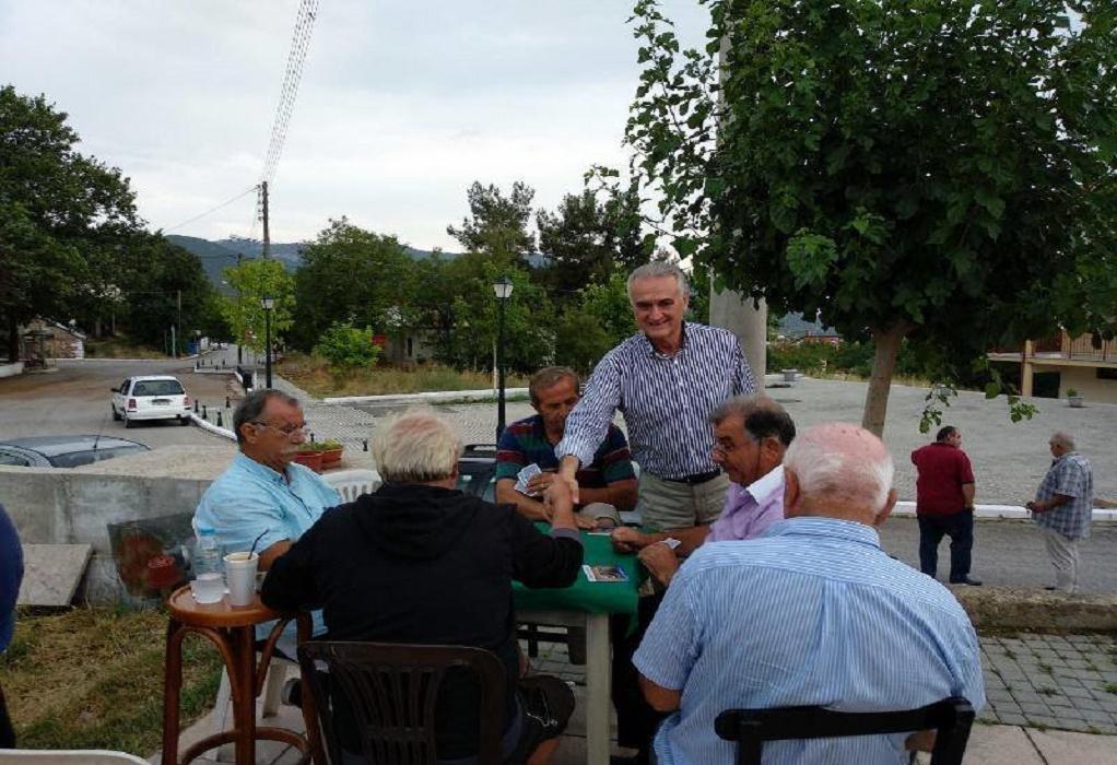 Οργώνει την Περιφέρεια ο Σάββας Αναστασιάδης (ΦΩΤΟ)