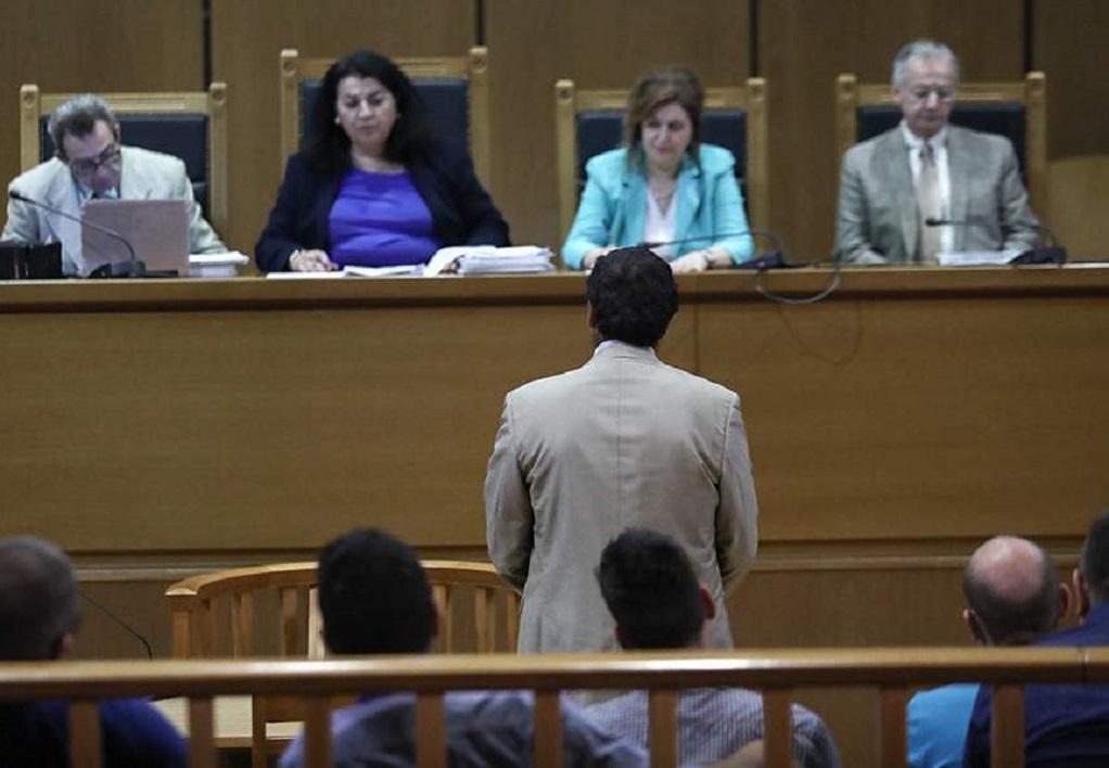 Δίκη Χρυσής Αυγής: Απώλεια μνήμης παρουσίασε ο συνοδηγός του Ρουπακιά