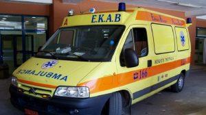 Θεσσαλονίκη – Νεκρός ηλικιωμένος που έπεσε από τον 5ο όροφο πολυκατοικίας