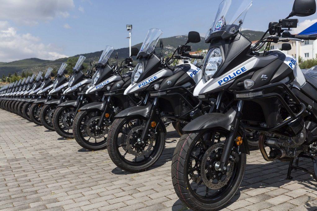 Στον στόλο της Αστυνομίας, 114 νέα οχήματα (ΦΩΤΟ)