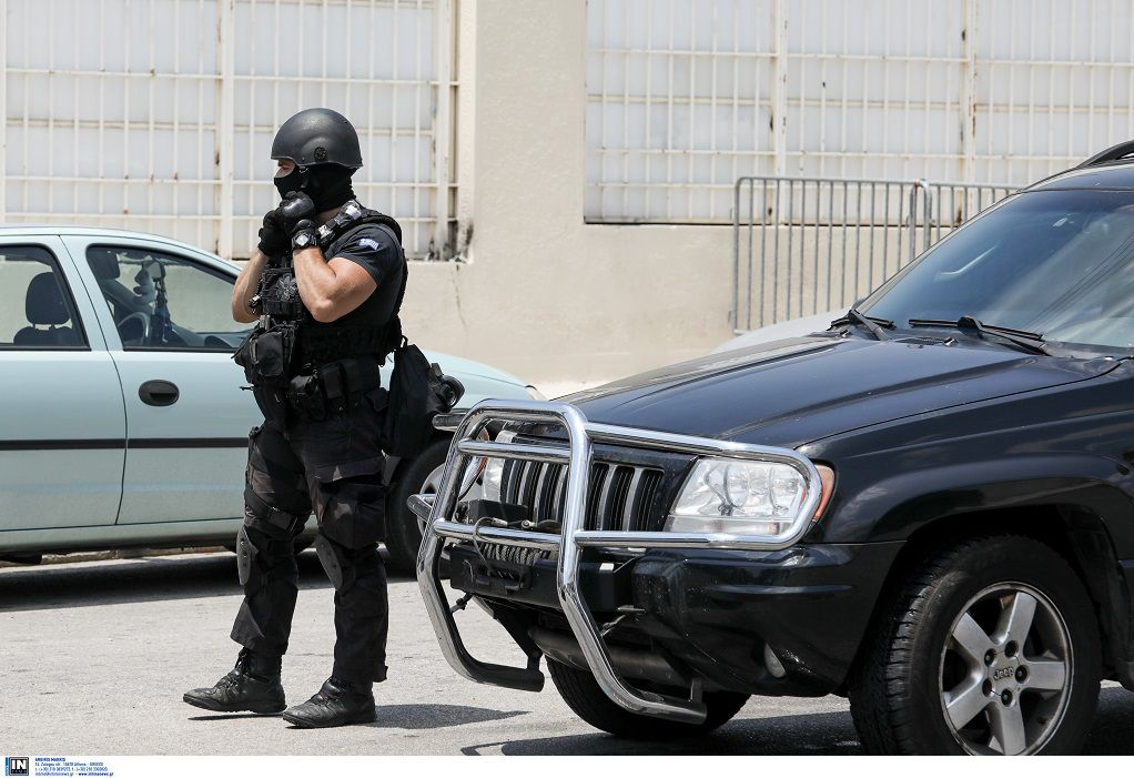 Μπήκαν τα ΜΑΤ στις φυλακές Κορυδαλλού- Συμπλοκές μεταξύ κρατουμένων (ΦΩΤΟ)