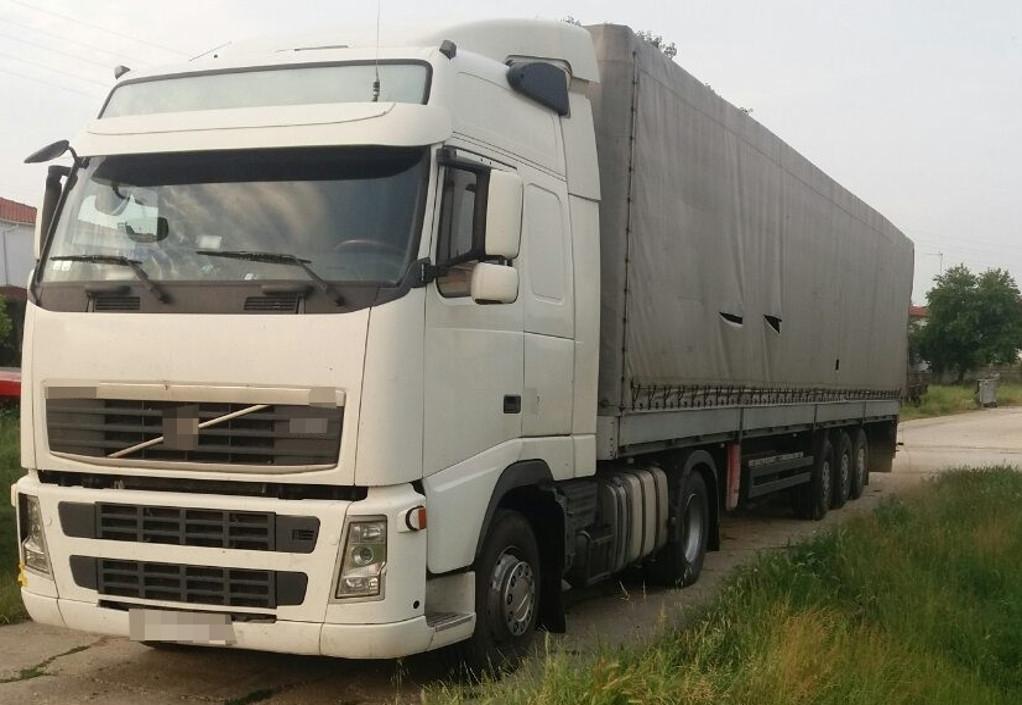 Απαγόρευση κίνησης φορτηγών κατά την περίοδο του Αγίου Πνεύματος