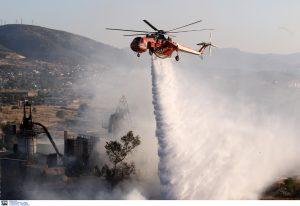 Πολύ υψηλός κίνδυνος πυρκαγιάς και σήμερα (Χάρτης)