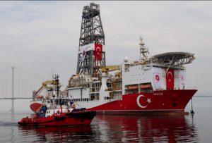 Συνεχίζουν με τις προκλήσεις οι Τούρκοι- γεωτρήσεις από το «Γιαβούζ»
