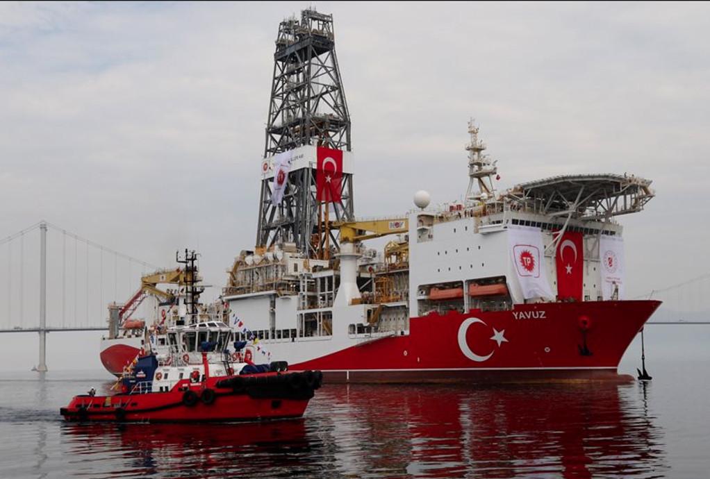 """Συνεχίζουν με τις προκλήσεις οι Τούρκοι- γεωτρήσεις από το """"Γιαβούζ"""""""