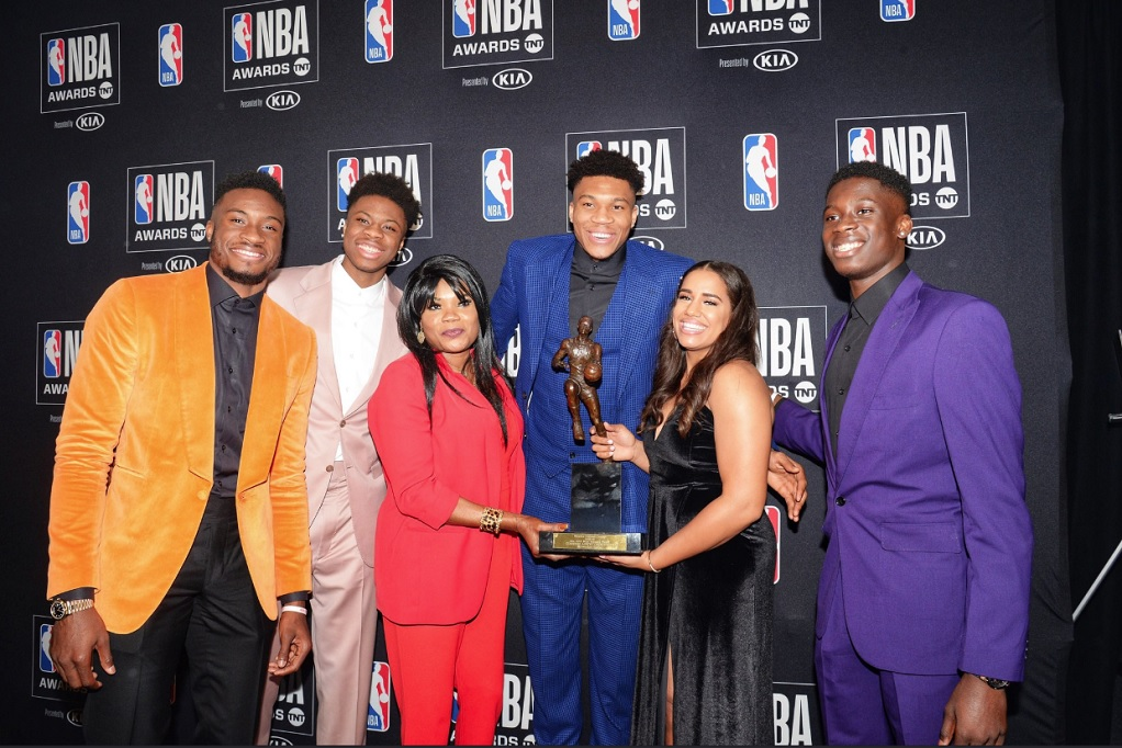 MVP στο NBA ο Γιάννης! (VIDEO)