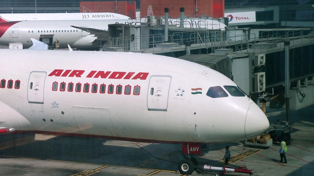 Απειλή για βόμβα σε αεροσκάφος της Air India
