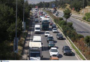 Αθήνα: Ομαλοποιήθηκε η κυκλοφορία των οχημάτων