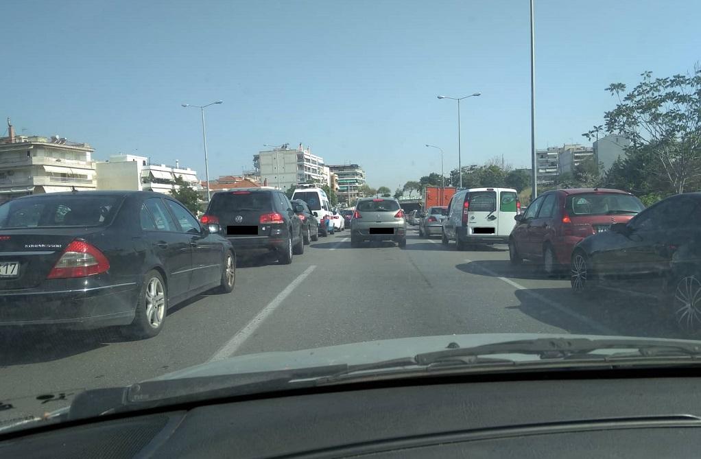 Κίνηση και χαμηλές ταχύτητες στη Βούλγαρη (ΦΩΤΟ)