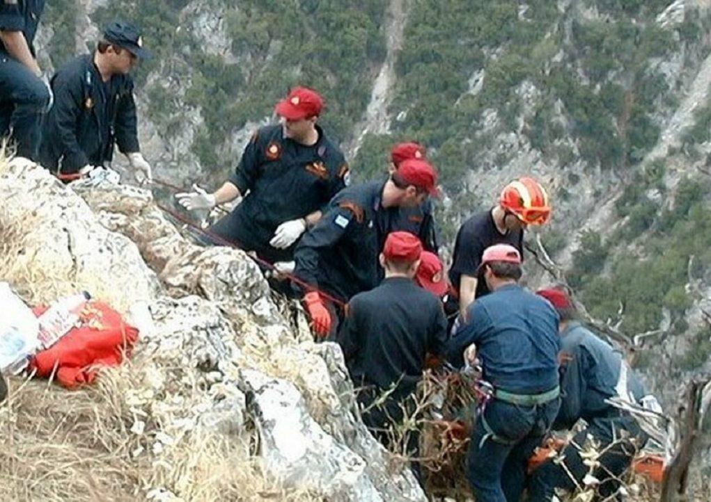 Όλυμπος: Θανάσιμα τραυματισμένος ο Βούλγαρος ορειβάτης