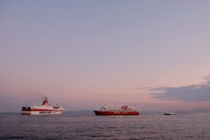 Αυξημένες οι κρατήσεις για εισιτήρια πλοίων