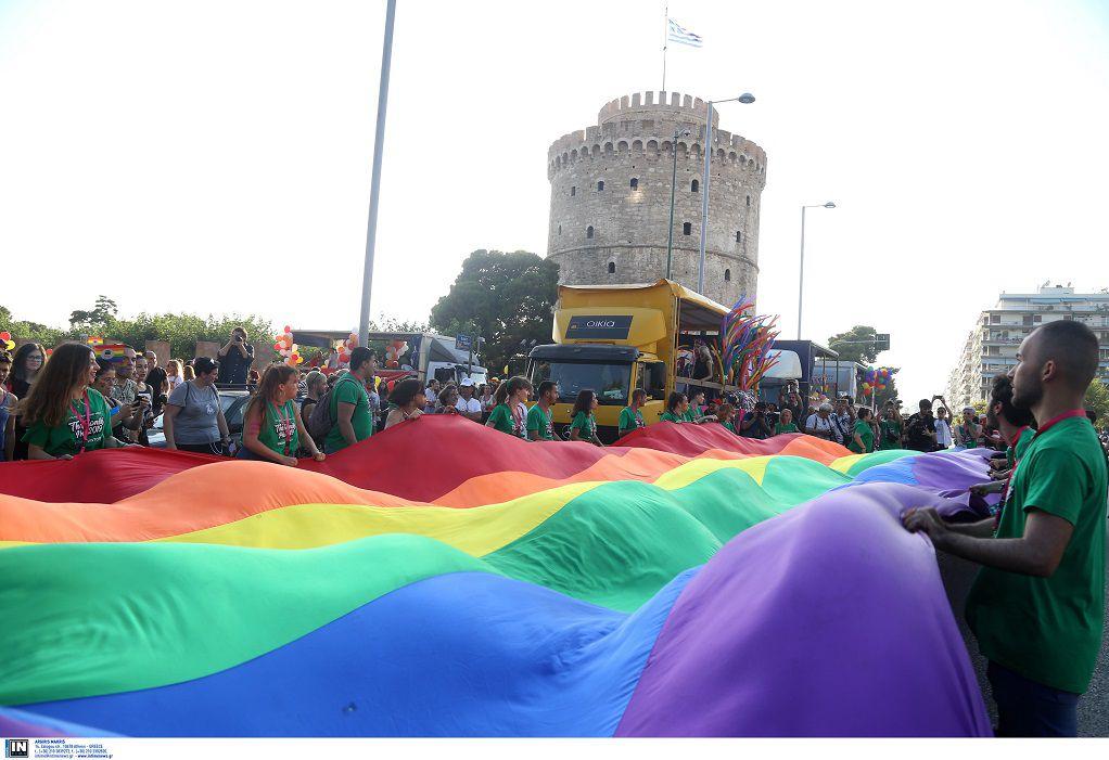 Σήμερα το απόγευμα το 5ο Αυτοοργανωμένο Thessaloniki Pride