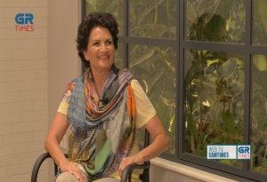 Α. Πρωτοψάλτη στο GrTimes: Είμαι υπερήφανη που μεταφέρω τον πολιτισμό της Ελλάδας σε όλον τον κόσμο (VIDEO)