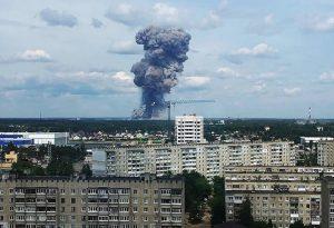 Ρωσία: Εννέα οι τραυματίες από τις νέες εκρήξεις στις αποθήκες πυρομαχικών στην Σιβηρία