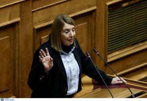 Νέα δήλωση της Τ. Χριστοδουλοπούλου: Πίστευα ότι η ειλικρίνειά μου θα συνεκτιμηθεί