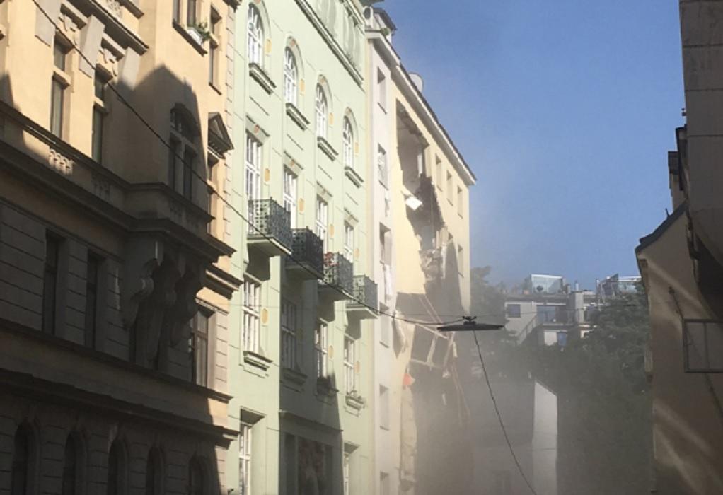 Βιέννη: Κατέρρευσαν όροφοι κτιρίων από έκρηξη – Υπάρχουν τραυματίες (VIDEO-ΦΩΤΟ)