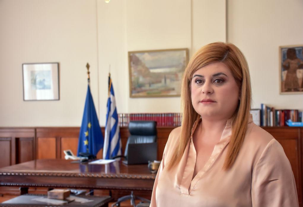 Ελ. Χατζηγεωργίου: Είμαι έτοιμη να προσφέρω από όποια θέση βρεθώ