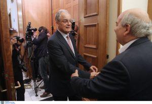 Τασούλας προς Βούτση: Συνεργασία για αναβάθμιση της Βουλής