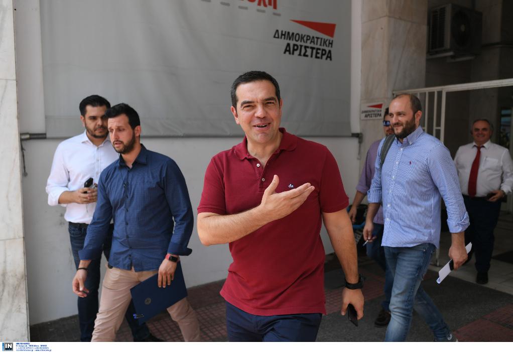 Ο Τσίπρας προανήγγειλε τη δημιουργία νέου μαζικού, λαϊκού κόμματος