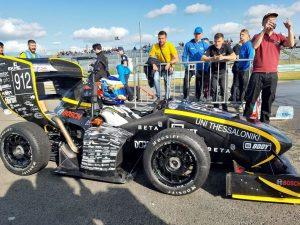 Αristοtle Racing Team: Τριπλή διάκριση στην Ολλανδία (ΦΩΤΟ)