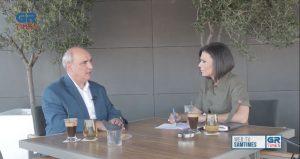 Μ. Μπόλαρης στο Grtimes: Το '91 με ΥΠΕΞ τον  Σαμαρά χάσαμε την καλύτερη λύση για το Μακεδονικό (VIDEO)