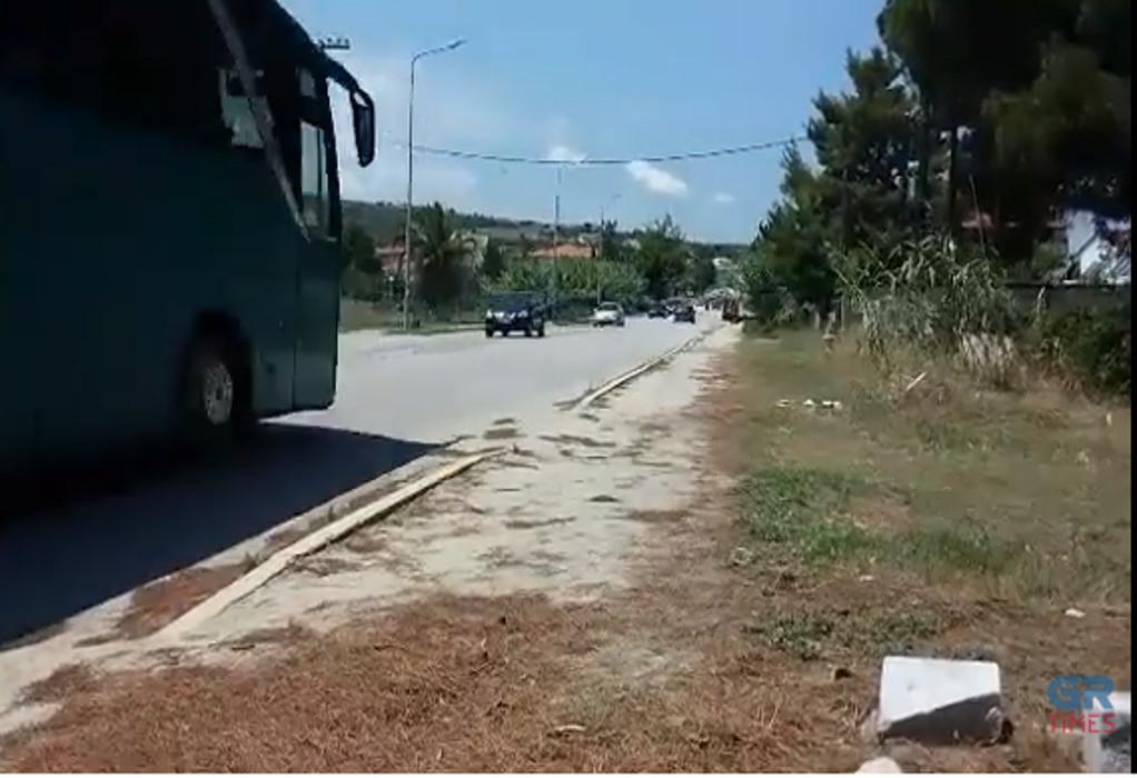 Χαλκιδική: Βγήκε ο ήλιος, έρχονται οι τουρίστες
