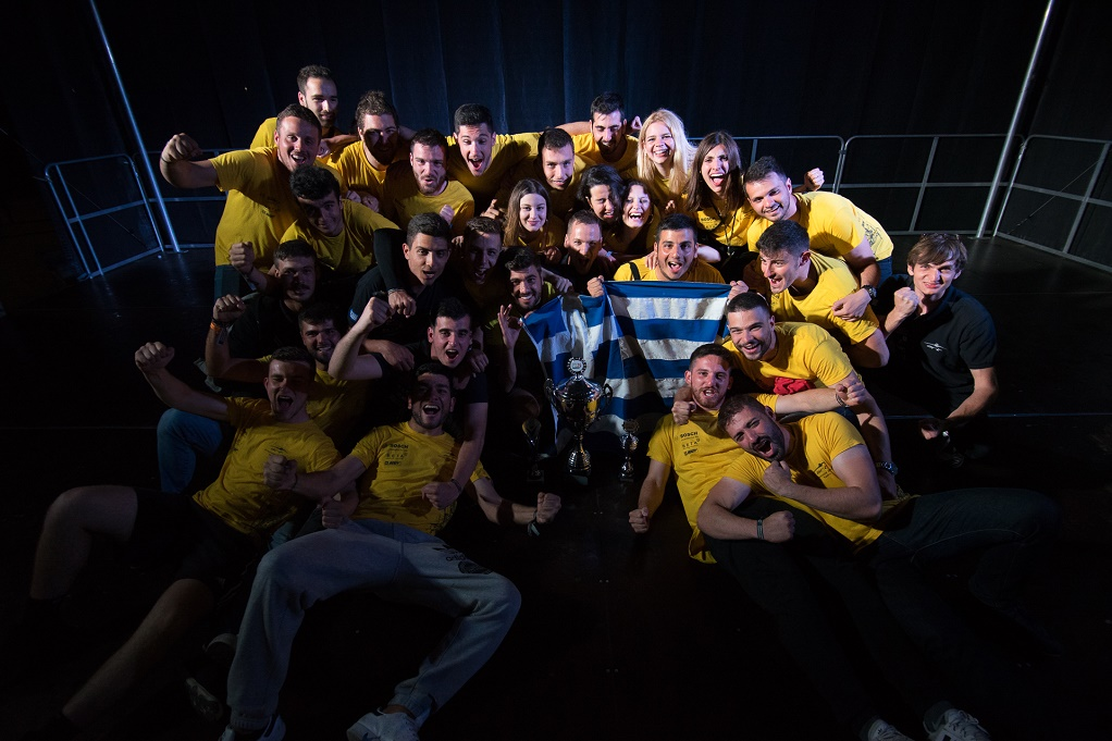 Αristοtle Racing Team: Ιστορική τριπλή διάκριση στην Ολλανδία (ΦΩΤΟ)