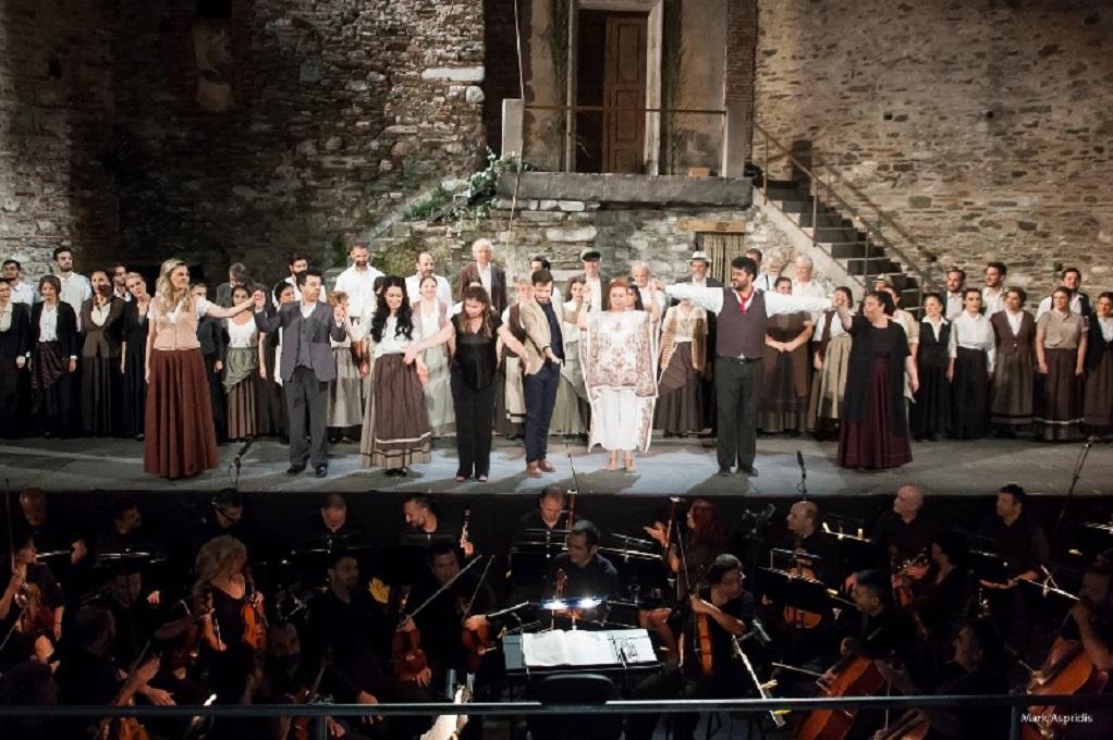 Φεστιβάλ Επταπυργίου: Αλλάζει ημερομηνία λόγω καιρού η όπερα «Cavalleria Rusticana»