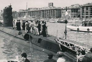 Βρέθηκε Γαλλικό υποβρύχιο μετά από 50 χρόνια