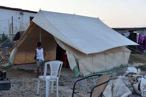 Νέα Προποντίδα: Στήριξη των Ρομά μετά τη θεομηνία ΦΩΤΟ)