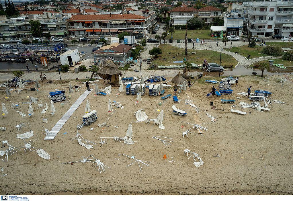 Εικόνες απόλυτης καταστροφής στην Σωζόπολη (ΠΑΝΟΡΑΜΙΚΕΣ ΦΩΤΟ)