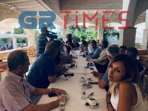 Από Δευτέρα τουριστική καμπάνια -«αστραπή» για τη Χαλκιδική