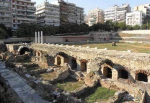 Έργα σε Αρχαία Αγορά, μνημεία και αρχαιολογικούς χώρους στη Θεσσαλονίκη